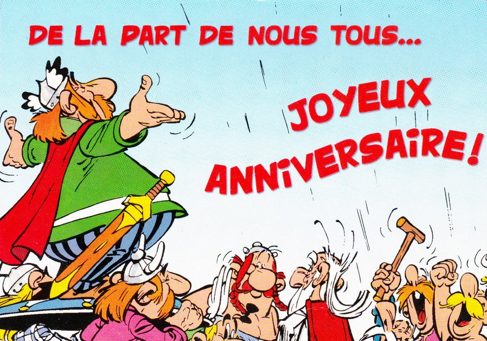 """Préférence Collectionnix.com on Twitter: """"57ème #Anniversaire #Astérix  FY03"""
