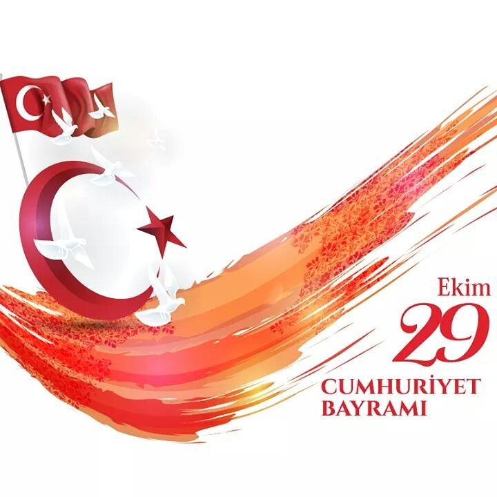 Ulu onder Mustafa Kemal Atatürk'ün armağanına ilel ebet sahip çıkacağız! Cumhuriyetimiz daim olsun, kutlu olsun! #cumhuriyetcocukları https://t.co/VxOy3zIX4G