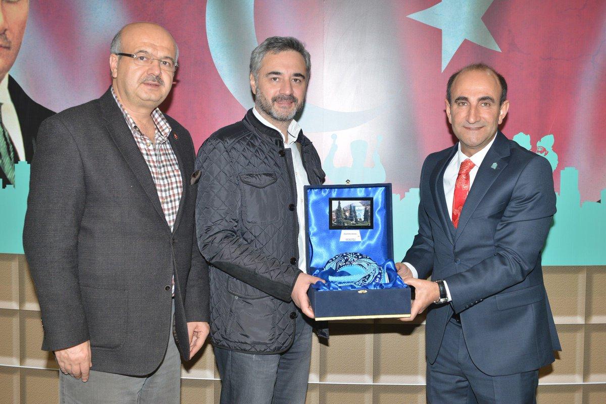 AK Parti Genel Merkez İl Koordinatörümüz Sayın @gokhansaricam ı misafir ettik. Nazik ziyaretleri için kendilerine teşekkür ediyorum.