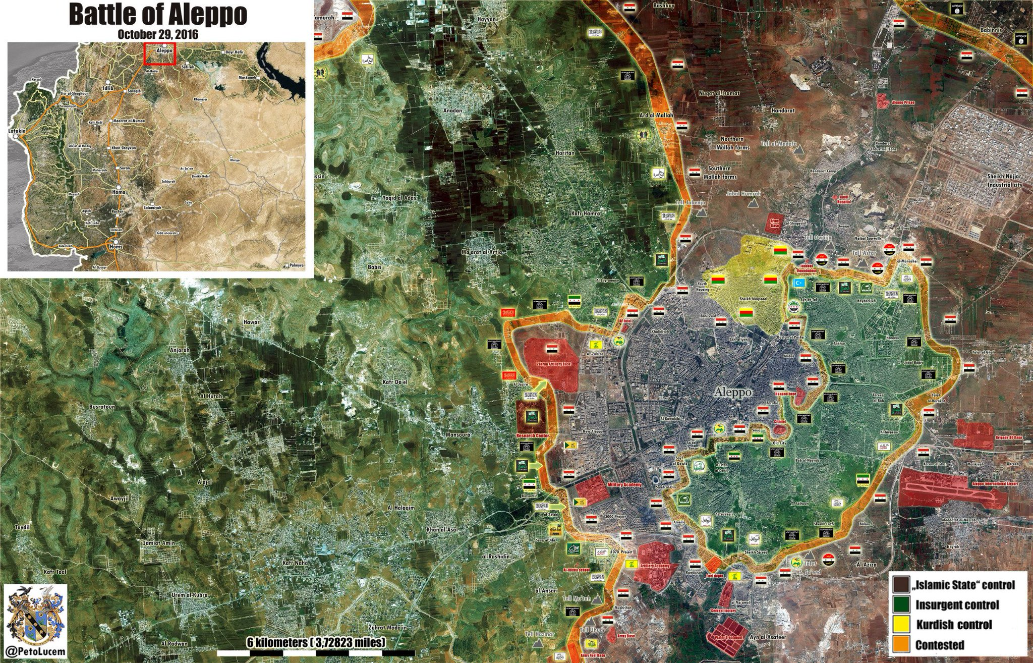 Syrian Civil War: News #10 - Page 6 Cv781bBWEAAHpHz