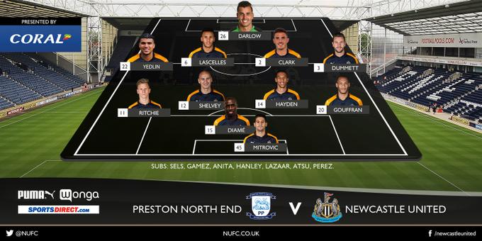 Preston North End - Newcastle United 1:2 Cv792acWYAAJl9k