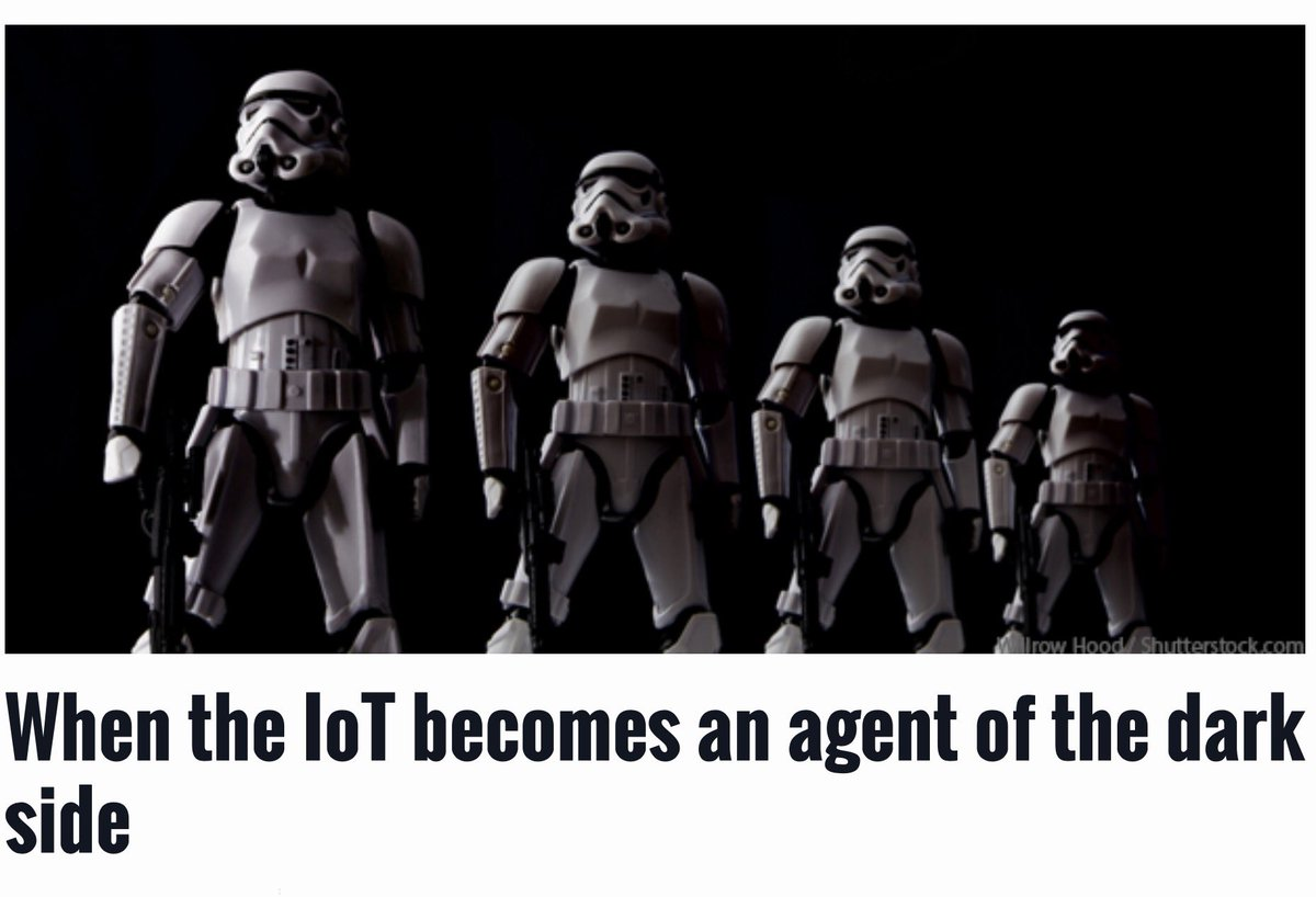 When the IoT becomes an agent of the dark side — GCN