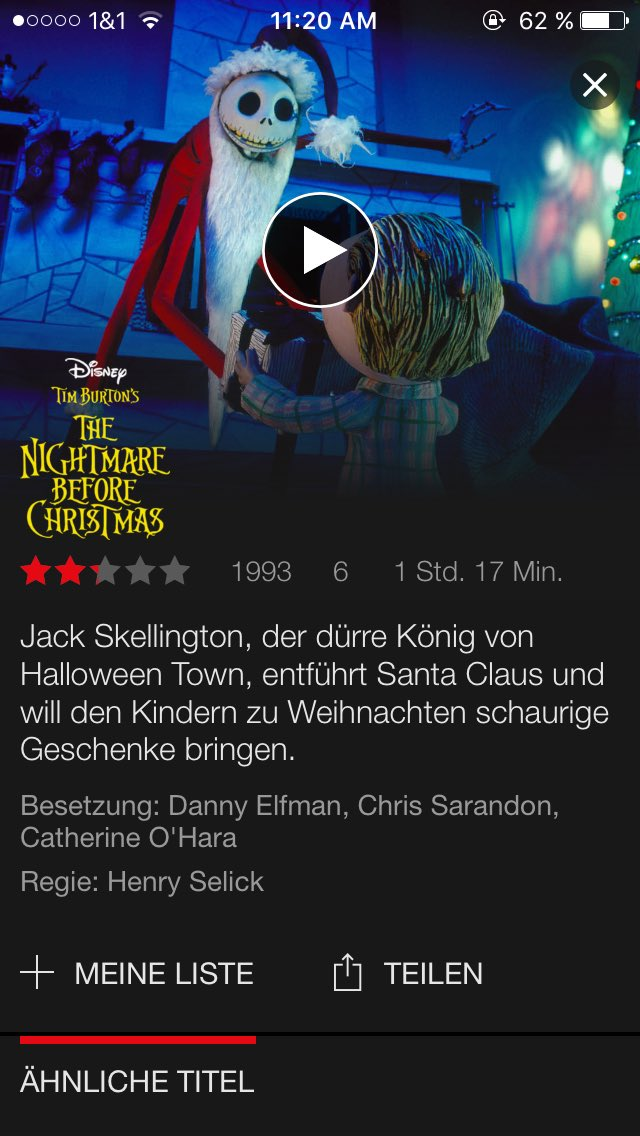 1 reply 0 retweets 0 likes - Is Nightmare Before Christmas On Netflix