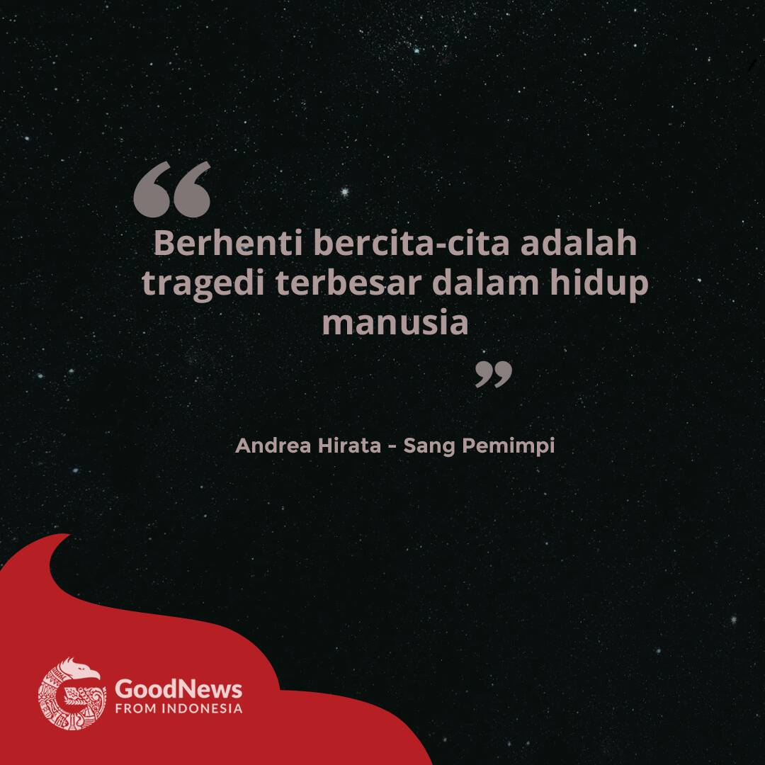 good news from en quote kutipan andrea