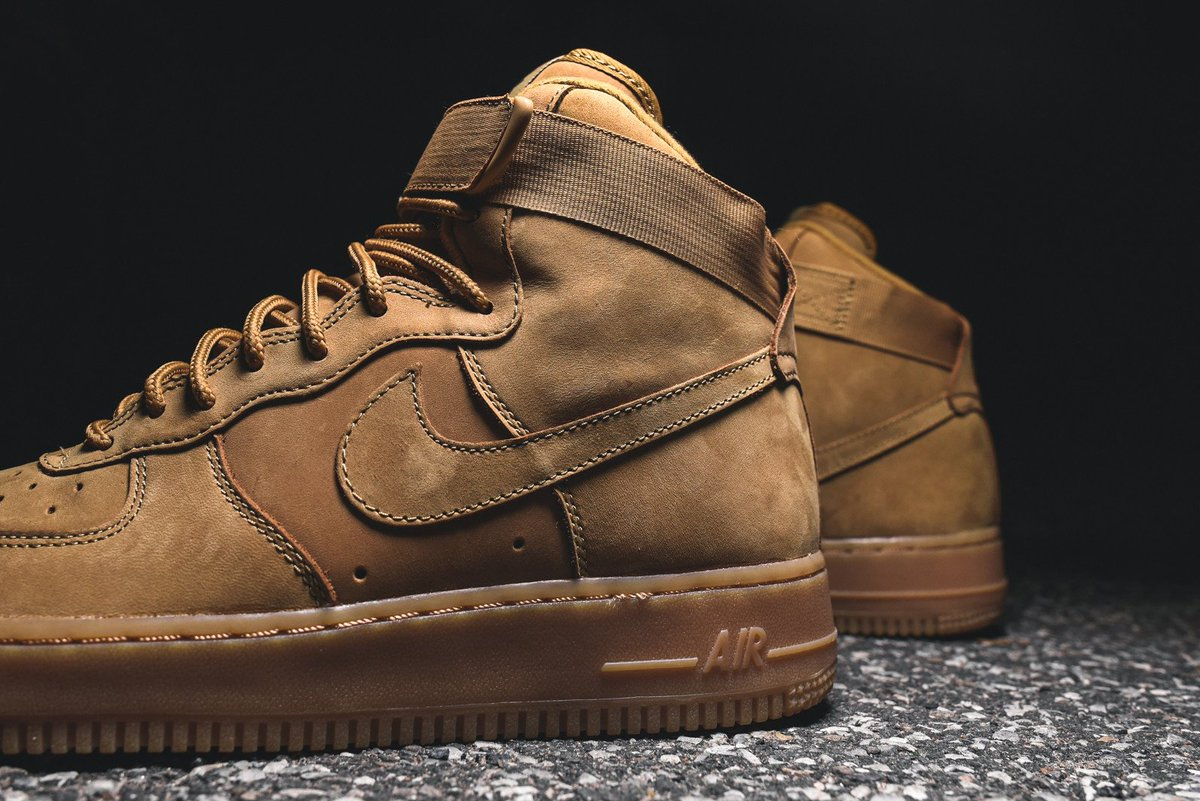 FULL size run and 15% off with code VSC95Y6FE  zalando uk http    thesolesupplier.co.uk release-dates nike nike-air-force-1-high-07-lv8-flax   ... e381d0aec068