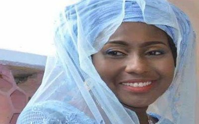 Wedding Fatima Buhari, which took place yesterday at the Daura residence of the President, was attended by governors, and hundreds of other well wishers