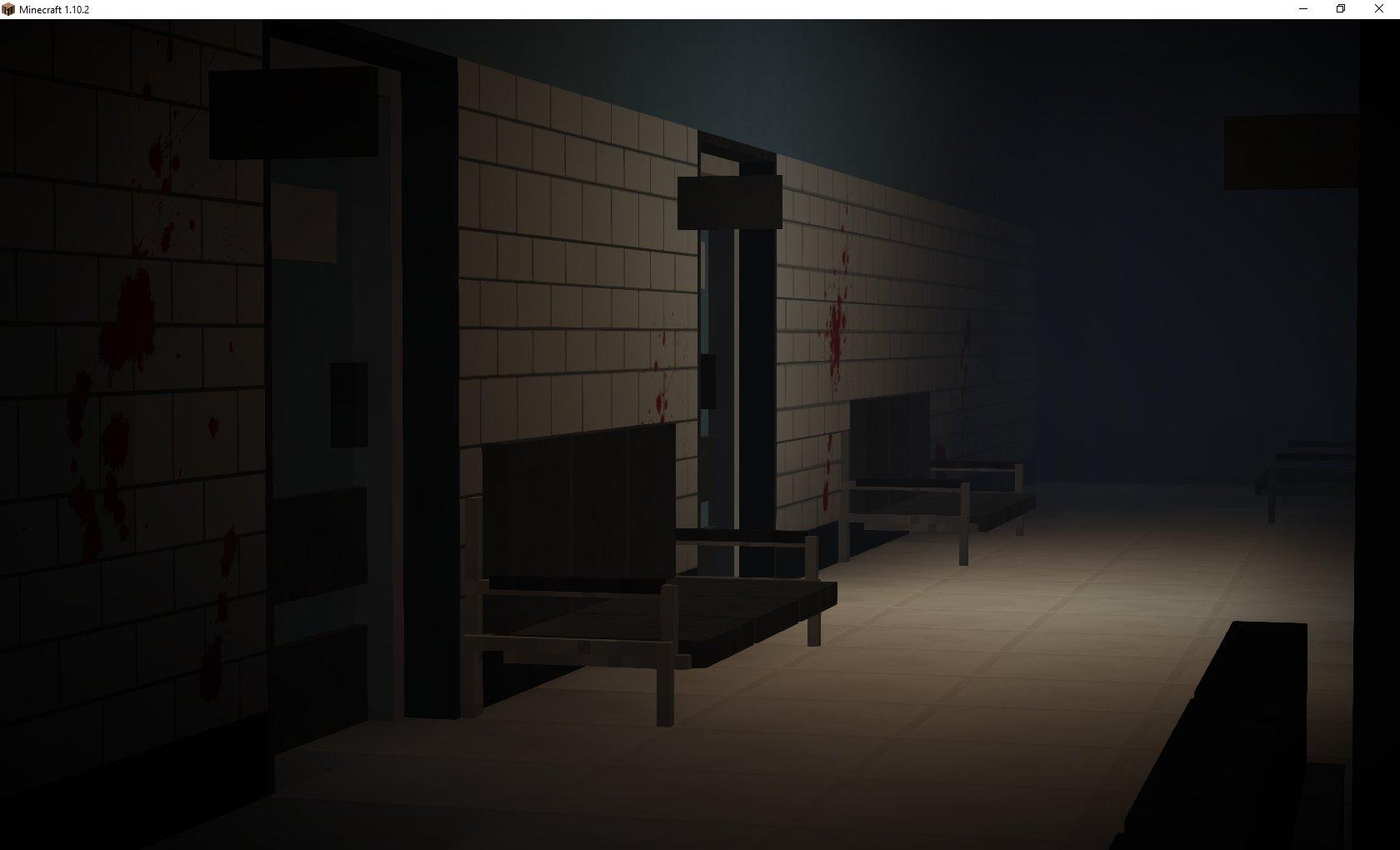 Halloween 2016   Custom Modeled Room Minecraft Map