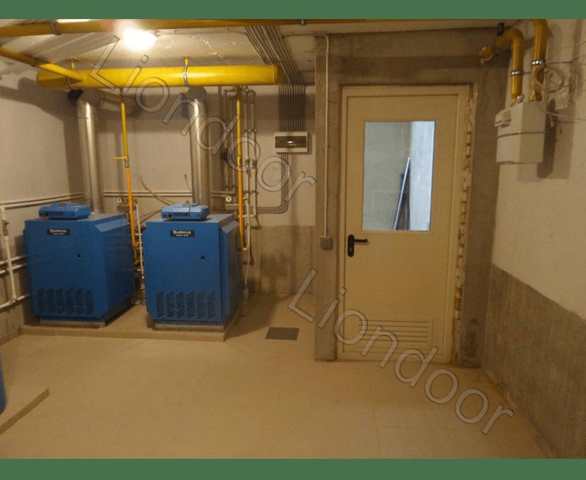 входные двери для газовых котельных