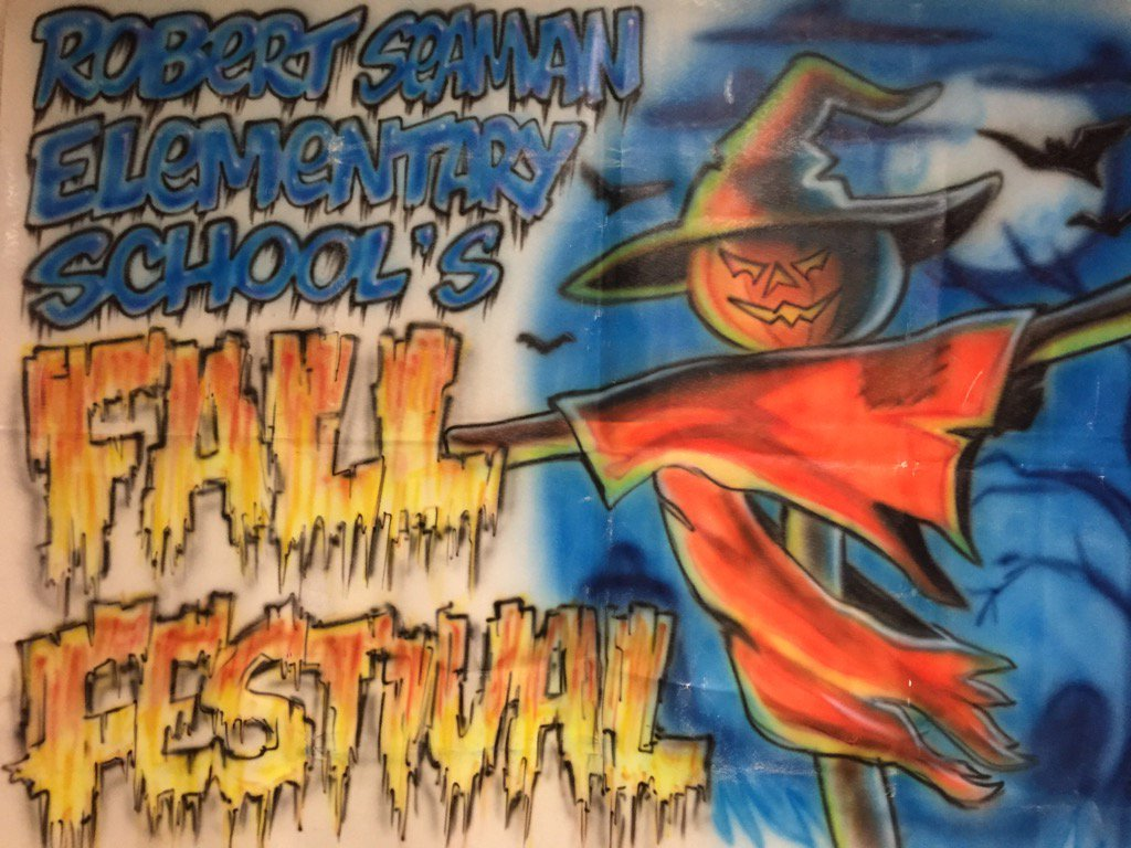 Looking forward to an amazing Fall Festival 12-3:00pm today! 🎃🍂🎉 #seamanstrength https://t.co/Tspik7qZ9Y