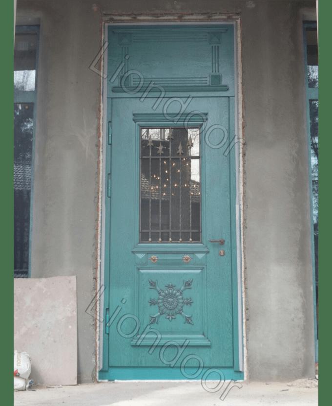 казанские входные металлические двери уличные