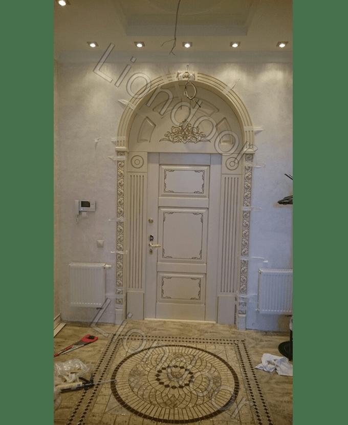 расценка на установка входной двери в квартиру