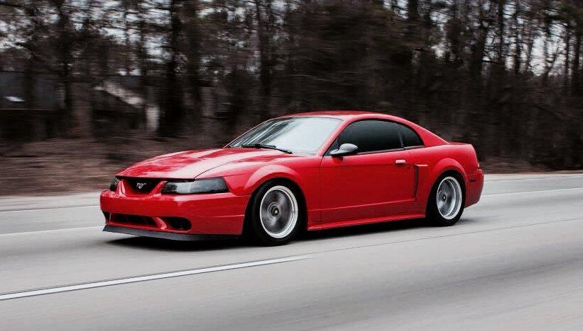 Svt Cobra On Twitter Quot One Clean New Edge Mustang