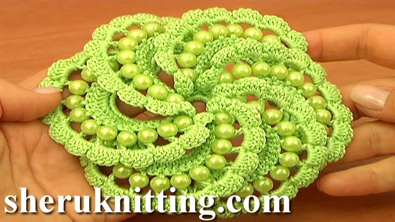 Crochet Flower Tutorial Sheru : Sheruknitting (@Sheruknitting) Twitter