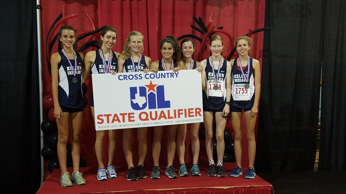 @KellerIndianXC @KHSIndianNation way to go lady Indians, 2nd place, state qualifiers, one step closers #rememberthegoal <br>http://pic.twitter.com/KvhCP2Abzy
