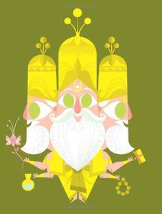 5. El primer dios del Trimurti es Brahma, el creador de todas las cosas. Tiene cuatro cabezas que miran a los cuatro puntos cardinales. https://t.co/XE88u7wVIt
