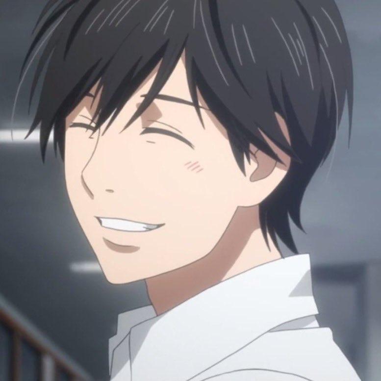 Anime Icons On Twitter Kakeru Naruse Orange