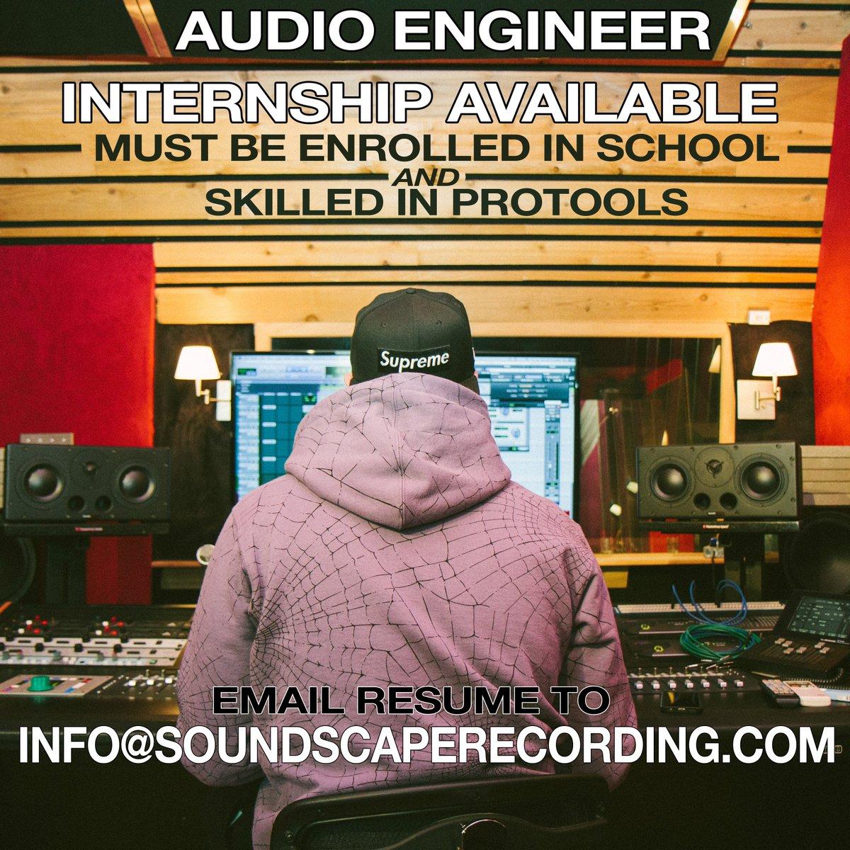 SoundScape Studios on Twitter: