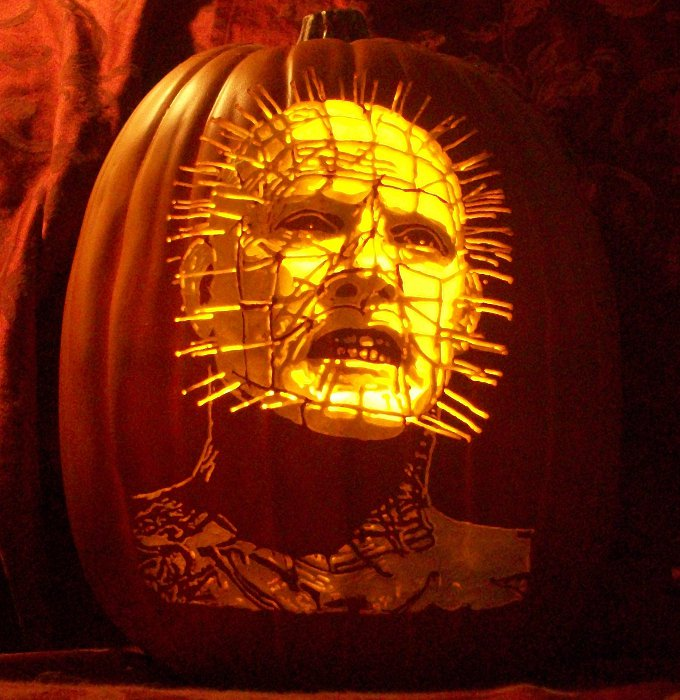 #HappyHalloween to the #MasterOfTerror @RealCliveBarker / #PinHead https://t.co/zZDLaoKGlA