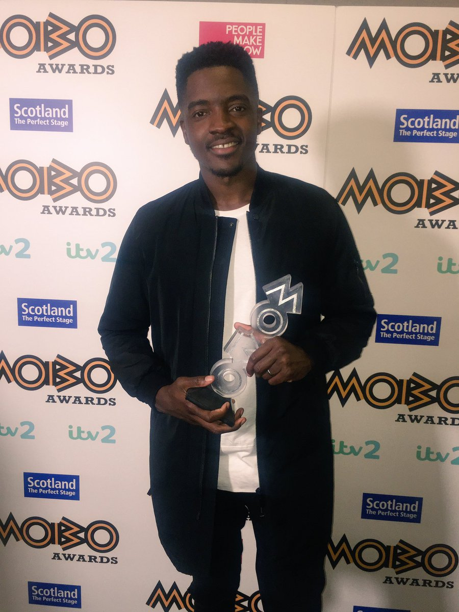 Guvna B Wins MOBO Award For Second Time