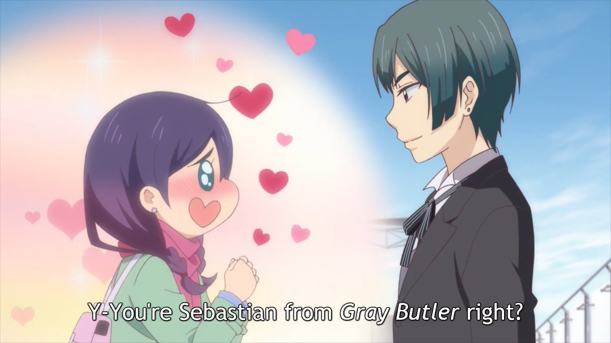 For The Cons Reverse Harem Has A Female Love Interest Which Is Rare In Shows I Have Seen Alice Country Of