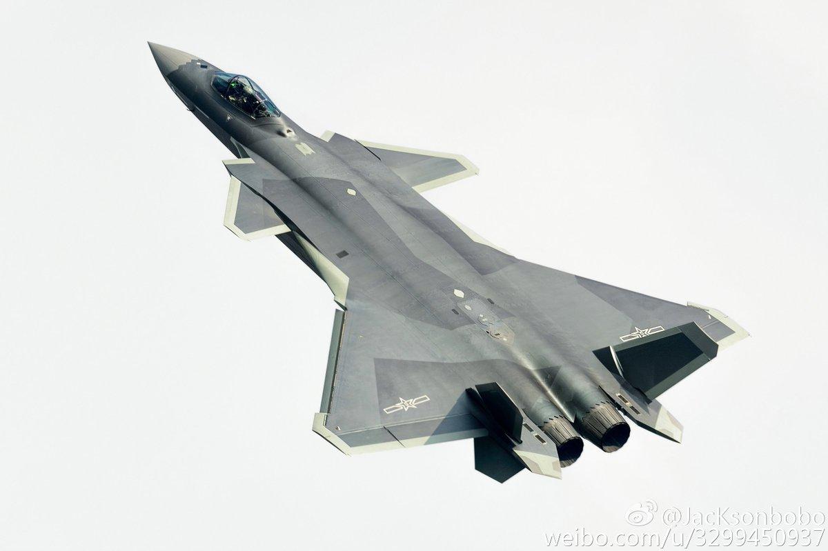Chengdu J-20 Stealth Fighter - Page 5 CvA1EGeVIAAHcUv