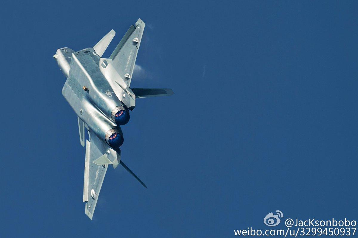 Chengdu J-20 Stealth Fighter - Page 5 CvA1izUVYAEhmdw