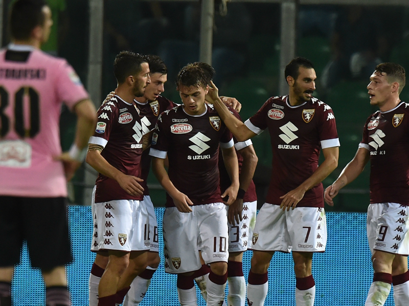 VIDEO Palermo-Torino 1-4 con le delizie di Ljajic, agganciate Napoli e Lazio al quarto posto in classifica
