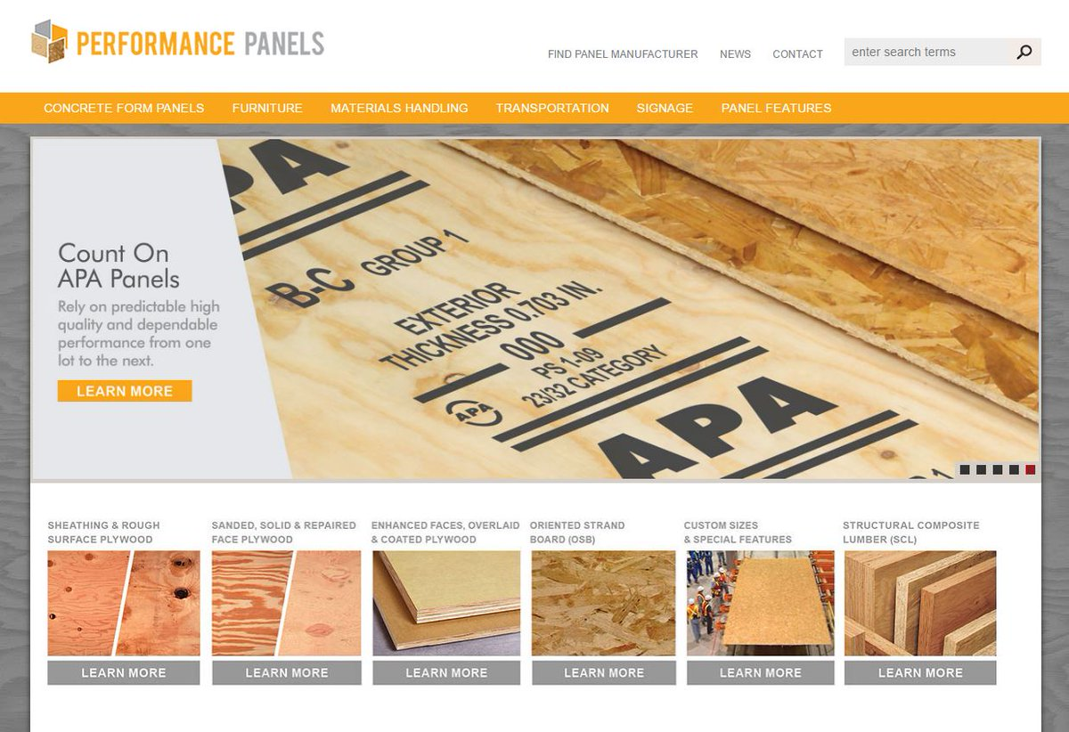 Performance Panels (@Industrial_APA) | Twitter