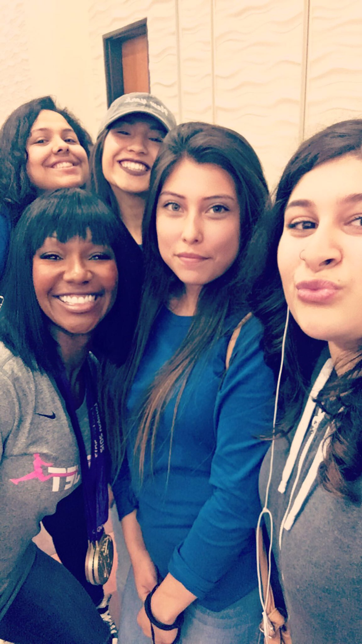 Had a great experience !!  #USC #GirlsBuildLA #girlpower @CarmelitaJeter https://t.co/EQ6v1uwlI4
