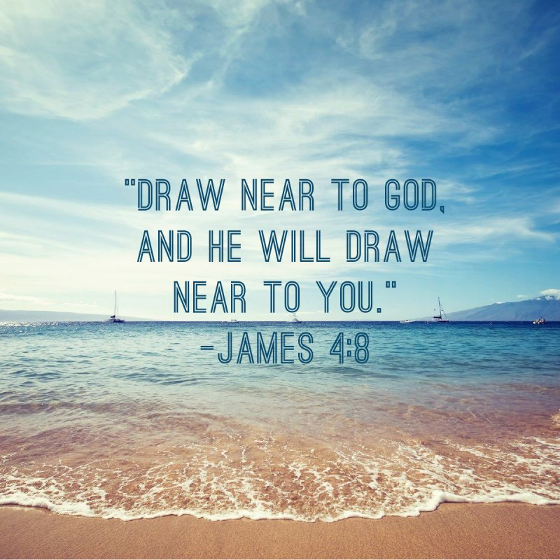 Marvelous Jesus On Twitter Draw Near To God And He Will Draw Near