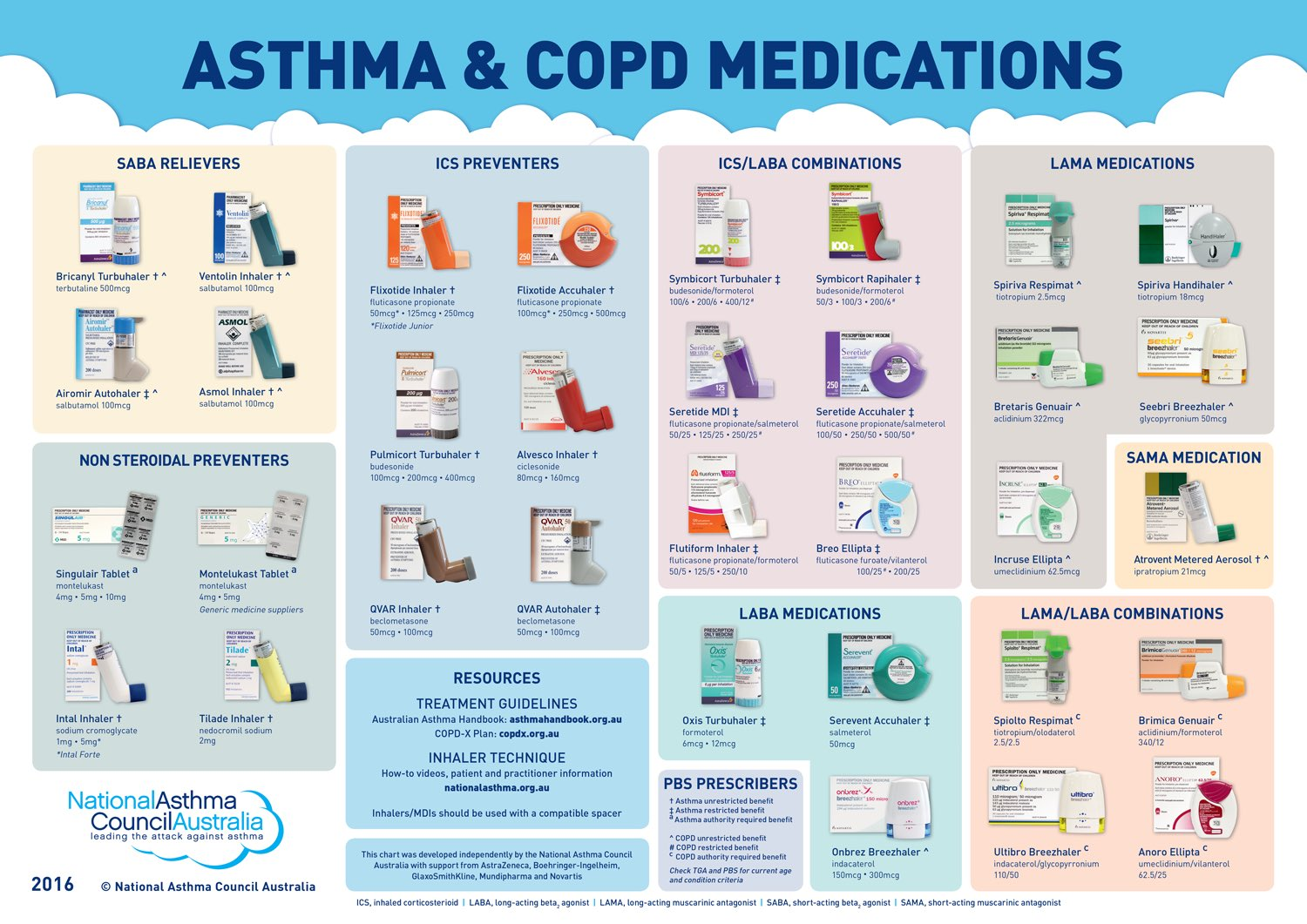 Sameera Ansari On Twitter Quot Updated Asthma Handbook And