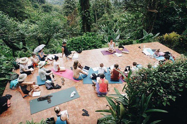 Follow the latest @Samasati adventures with the Hari Om 200 hour yoga teacher training taking place this week. #SamasatiYoga #Samasati https://t.co/OieXMVOl5P