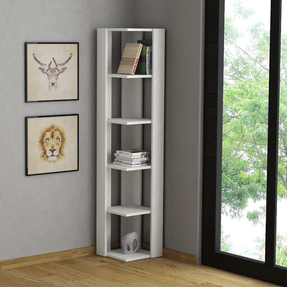 Mensole Librerie Moderne.Librerie Design On Twitter Tante Novita Per Le Librerie E