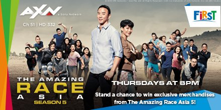 the amazing race asia season 2