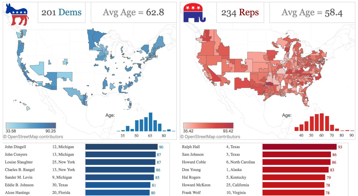Tableau Public On Twitter How To Map Us Congressional Districts Using Tableau Https T Co Mcb88apl8h Election2016 Dataviz Https T Co Z4ffv29rea