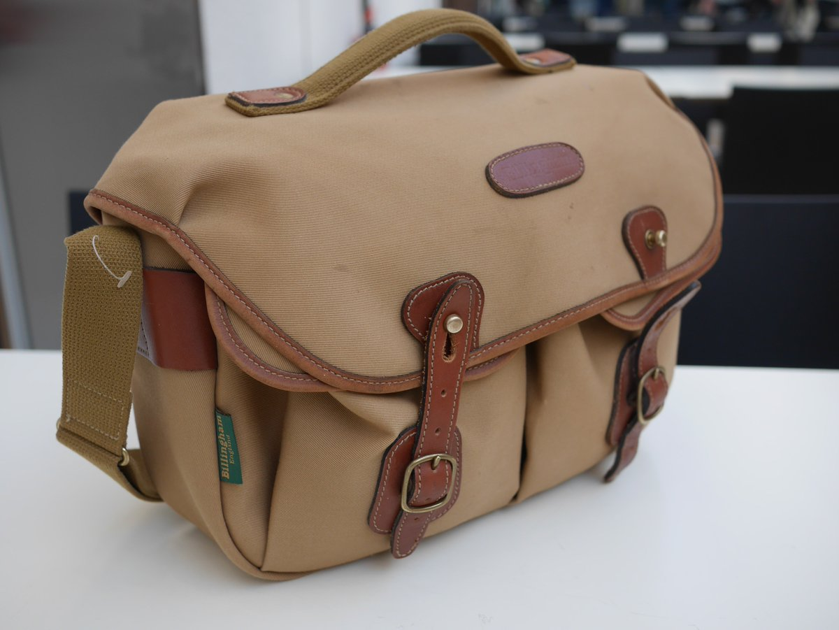 Hadleypro Hashtag On Twitter Billingham Hadley Pro Shoulder Bag Khaki Chocolate Leather 0 Replies 1 Retweet 9 Likes