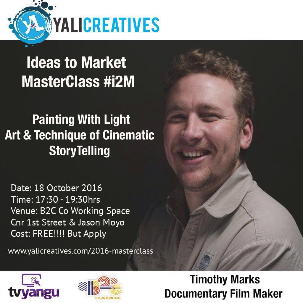 The countdown continues... only 5 mins left... @TVYangu @YALIRLCEA @YaliCreatives #i2m https://t.co/44WLFcoRFF