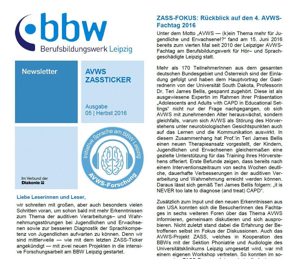 BBW Verbreitung