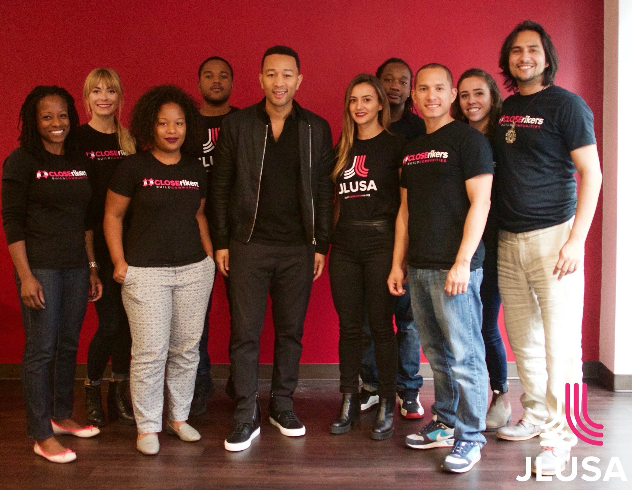 RT @glennEmartin: That moment when you're working to @CLOSErikers & .@johnlegend drops by... https://t.co/OWVZO3nx8W