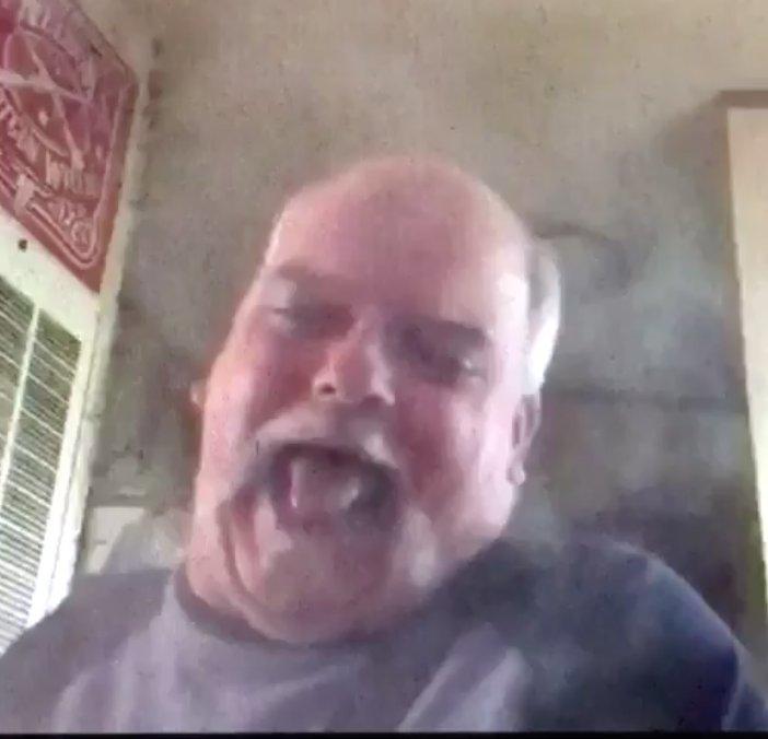 drunk Jeff on periscope the
