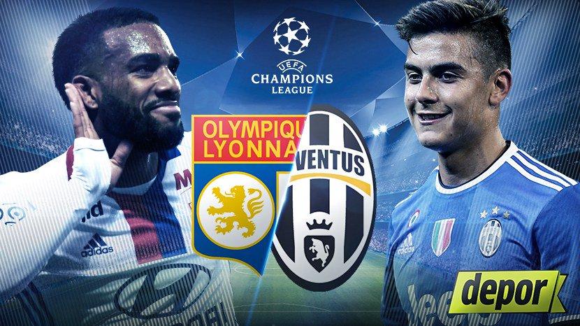 Champions League - Lione-Juventus 0-1, un grande Buffon regala la vittoria ai bianconeri