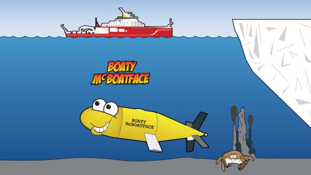 Look who's making a guest appearance at #NERCIntotheblue in #Manchester! Free tickets available https://t.co/DO4NJmUa8u #BoatyMcBoatface https://t.co/yhgMj2mznm