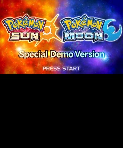 pokemon sun and moon demo serebii