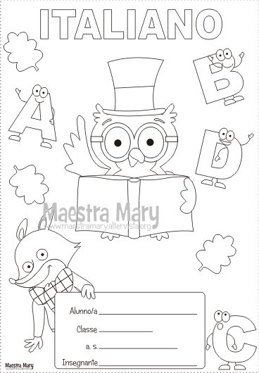 Maestra Mary Copertine Italiano Be17 Regardsdefemmes