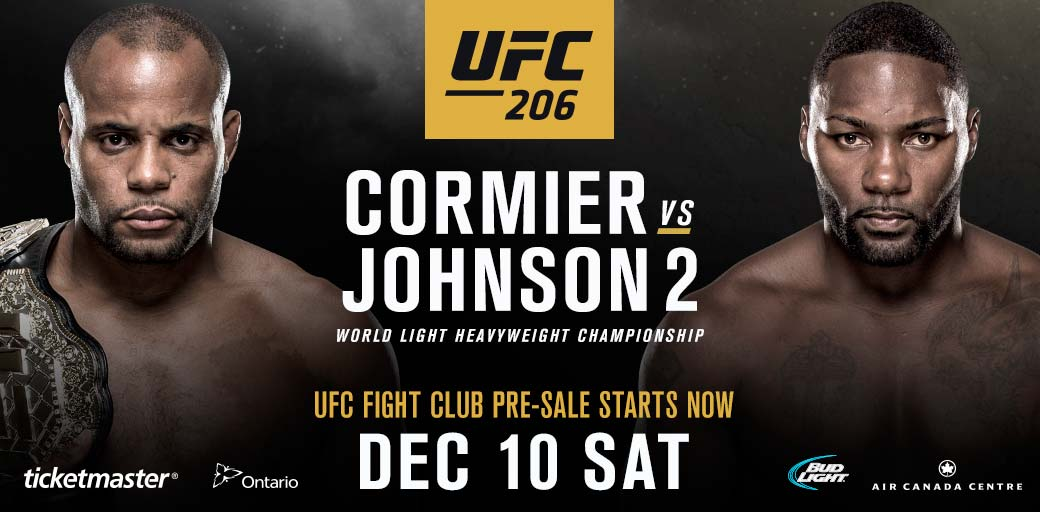 IT'S TIME! Fight Clubbers, go grab your tickets to #UFC206 NOW! ���� https://t.co/T59l9X5c7J https://t.co/k28wU9ltBp