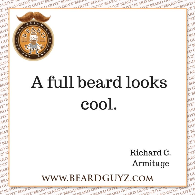 #BeardQuote #WordsOfTheDay #BeardGuyz #Bearded #RichardC.Armitage #CoolBeards pic.twitter.com/jhbcwJKB3S