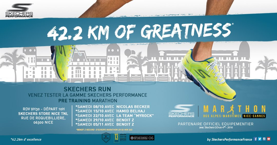 Desviación Altoparlante Integrar  Marathon Nice-Cannes on Twitter: