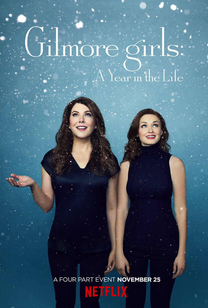 gilmore girls winter