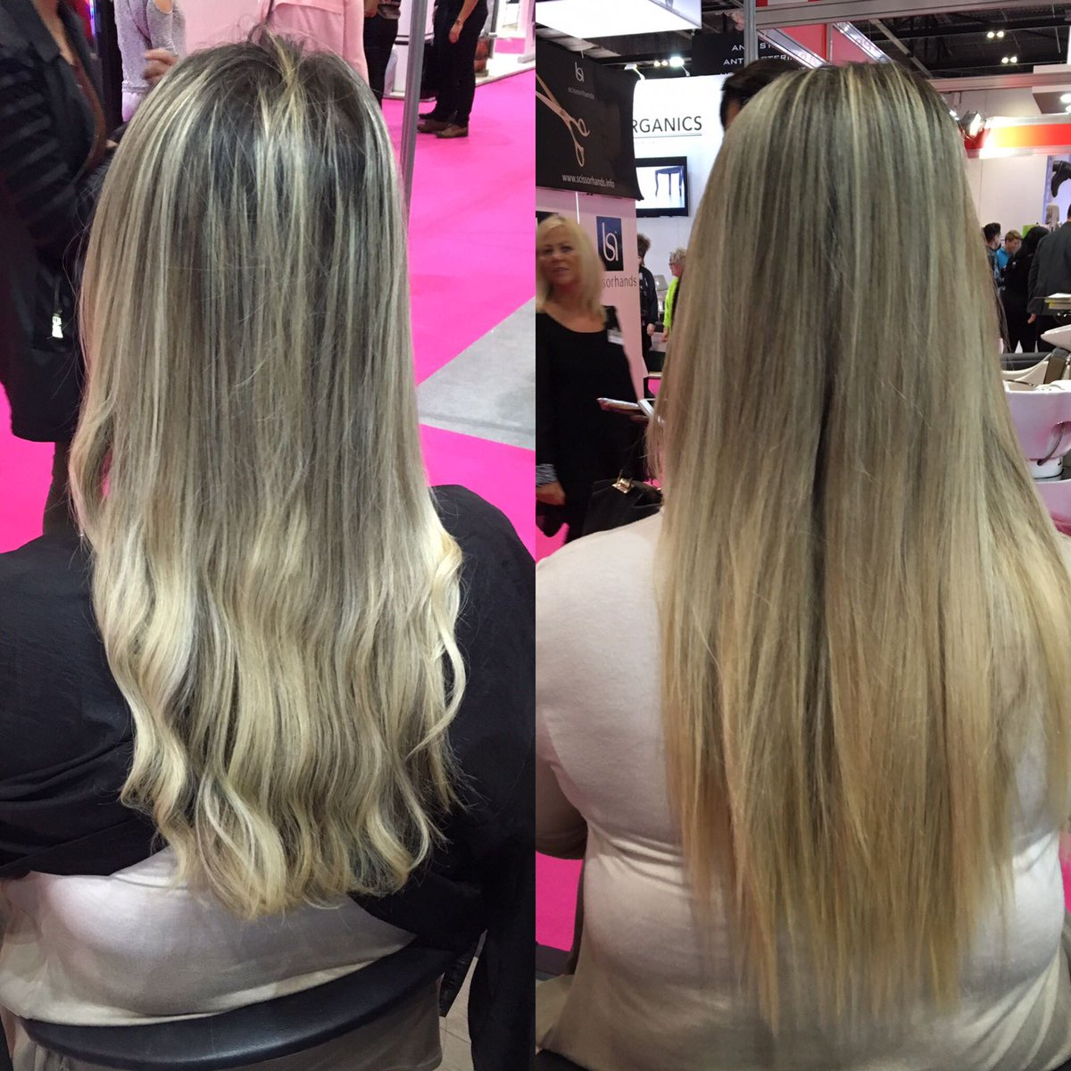 Salon international salon intl twitter for Salon international