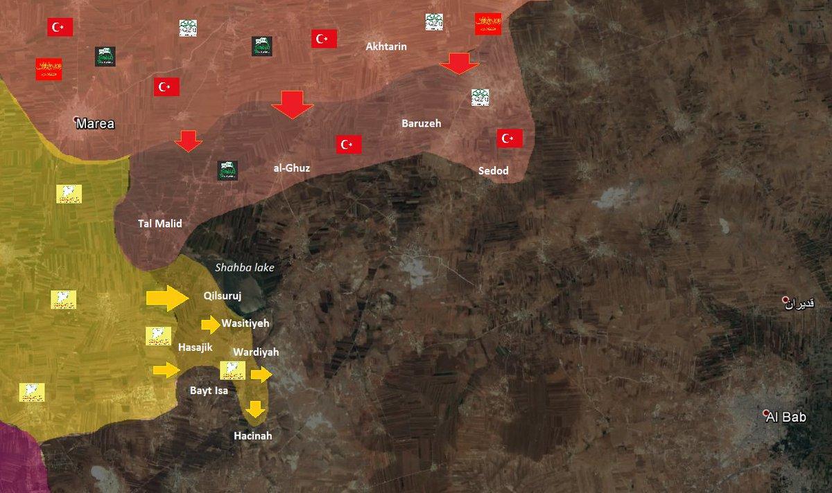 Syrian Civil War: News #9 - Page 40 CvE4uVGWcAAvOIq